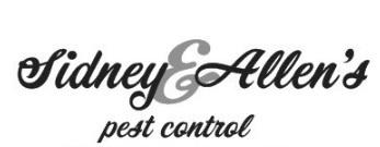 Sidney & Allen Pest Control